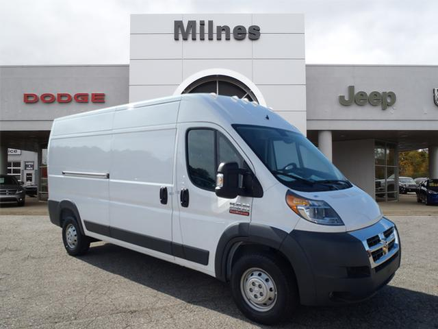 new 2016 ram promaster cargo 159 wb high roof cargo 2500. Black Bedroom Furniture Sets. Home Design Ideas